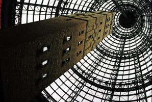 The Coops Shot Tower by fotogenik