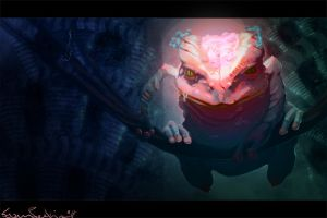 Glub, the Forlorn Experiment by EvanJenkins