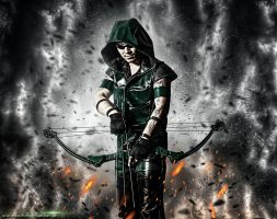 Arrow by Kartoffel83