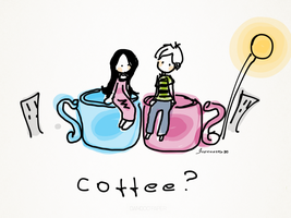 Coffee? by Ivannoska