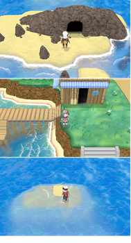 Omega Ruby / Alpha Sapphire imagined. by RebelliousTreecko
