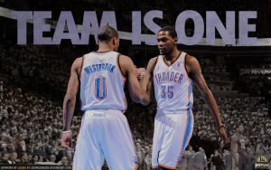 OKC Thunder Bros Wallpaper by lisong24kobe