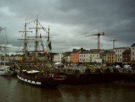 Tall ships festival 2005 by Cu-Chullain