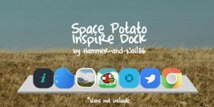 Space Potato Dock by Hammer-and-Nail86