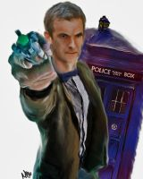 A New Face - Doctor Who by NicolaMichelle