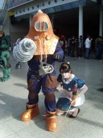 Bioshock Cosplay by Colzy-Chan