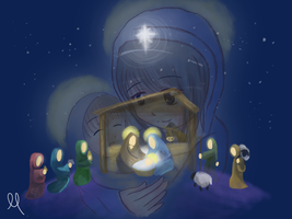 .: Nativity :. by Chazx3