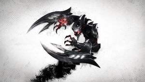League Of Legends Wallpaper   Nocturne By Dese by ReaverGG