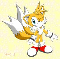 tails by McSadat