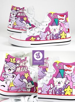 Cats in Costumes Shoes by Bobsmade