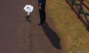 My tiny doggy! Sims 3 pets by Jayberryblue