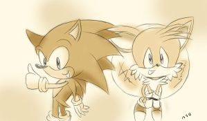 Bros for life by Lucky-Sonic-77-d