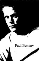 True Black And White by PaulBettanyFan