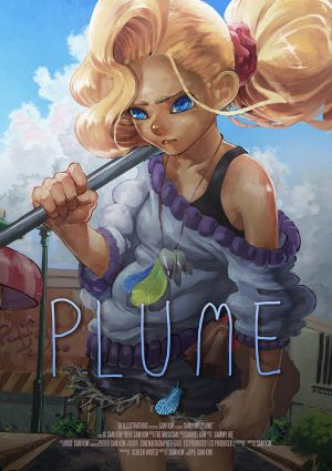 PLUME Posterlow by tiny-mint