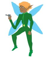 Captain Holly by P5YCHIC