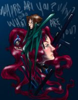 Fanart: God Machine by 20DoUBLE-O2