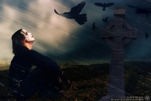 The Crow by xx-Lethal-xx