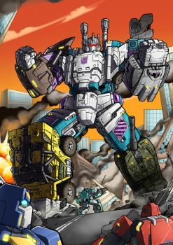 Bruticus ONLINE! by Mad-projectNSFW