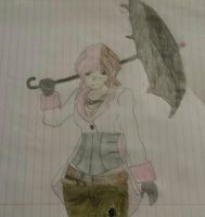 RWBY- Neopolitan  by TheAmericanGamer