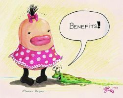 Benefit Art by Phraggle