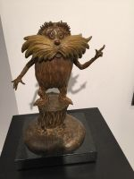 The Lorax Statue by Soraply11