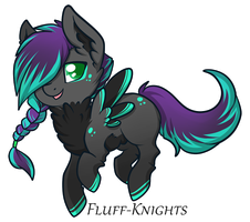 Chibi Pony Auction: CLOSED by Fluff-Knights