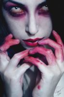 Blood addiction by TheComtesse
