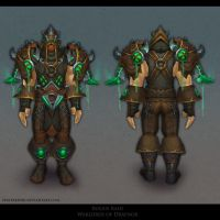 Raid Rogue tier 17 by FirstKeeper