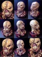 Nemesis sculpt finished by Predfreaksimon