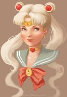 Sailormoon by limzhilin