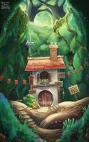 Secret inn by dima-sharak