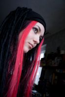 black and red_2 by MysteriaViolentStock