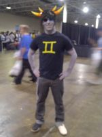 Sollux at Anime North by gotenismine