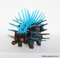 Bionicle MOC: Hedgehog by Rahiden