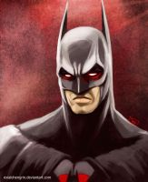 Flashpoint: Batman by ExiaLohengrin