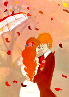 Ichihime: Rain of Fall and Love by RomaniaBlack