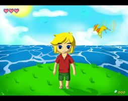 TLoZ: The Enigmatic Princess. Gameplay Teaser by ChristalLovePkmn