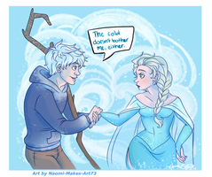 What's your name, snow angel? by naomi-makes-art73