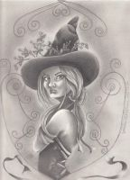 All Hallow's Eve by Hurricane-Jeanne