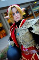 Otakon 2011 Link 2 by DarkGyraen
