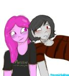 Marcy And Peebs by annamakie