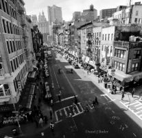 New York City XVII by DanielJButler