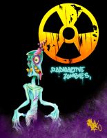 RadioActive Zombies by JohnVichlenski
