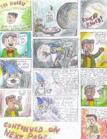 Hobbit Comic 1 by TurboBrycerox
