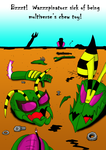 WASPINATORS by JohnnyFive81