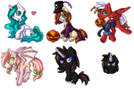 Icon pack 5 by Coffee-Pony