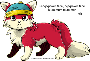 A Cartman Fox lol by Pharaonenfuchs