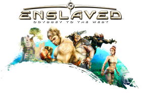 Enslaved Odyssey to the West T-Shirt Design by American-Paladin