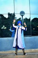 Kaito - Outshine by shutter-puppy
