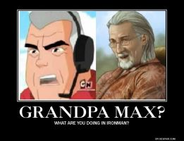 Grandpa Max? by GoldenGirl954